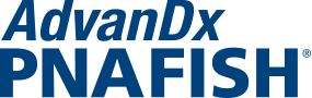 AdvanDx PNAFish logo - bacteria