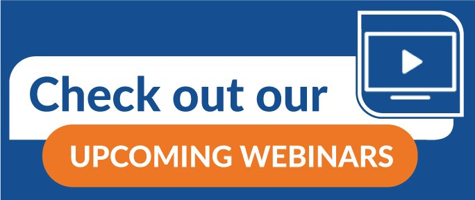 Check out our upcoming webinars